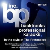 Back On The Chain Gang (Instrumental Track Without Background Vocal)[Karaoke In The Style Of Pretenders] Song