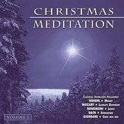Christmas Meditation - Vol. 3 Songs