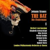 Strauss II: Die Fledermaus (1955), Vol. 1 Songs