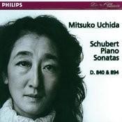 Schubert: Piano Sonatas Nos.15 & 18 Songs