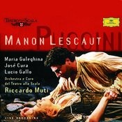 Puccini: Manon Lescaut Songs