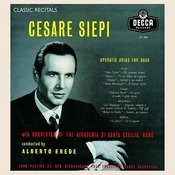 Cesare Siepi: Operatic Arias for Bass Songs