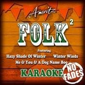 Karaoke - Folk Vol 2. Songs