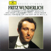 Grosse Stimmen - Fritz Wunderlich Songs