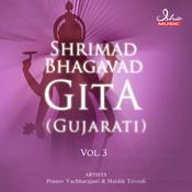 Bhagavad Gita (Gujarati) - Vol. 3 Songs