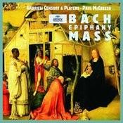 Bach: Epiphany Mass (2 Cds) Songs