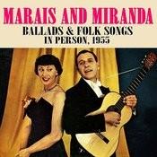 Ballads & Folk Songs, In Person 1955 Songs