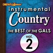 Instrumental Country: The Best Of The Gals, Vol. 2 Songs