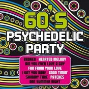 60's Psychedelic Party Songs
