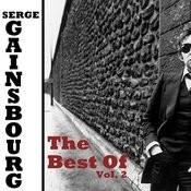 Best Of Serge Gainsbourg, Vol. 2 Songs