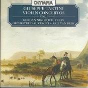Giuseppe Tartini: Violin Concertos, Vol.1 Songs
