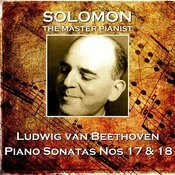 Beethoven Piano Sonatas Nos 17 & 18 Songs