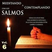 Meditando & Contemplando Con Los Salmos, Vol. 6 Songs