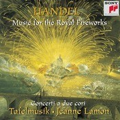 Music For The Royal Fireworks, HWV 351: III. La Paix  Song