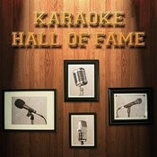 Karaoke Hall Of Fame Songs