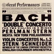 Bach: Concerto for 2 Violins in D Minor, BWV 1043 & Violin Concertos Nos. 1 & 2 (Live) Songs