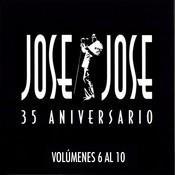 35 Aniversario Jose Jose Volumenes 6 Al 10 Songs