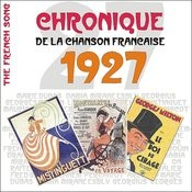 The French Song / Chronique De La Chanson Française [1927], Volume 4 Songs