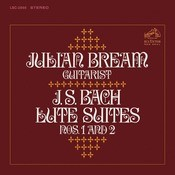 Bach: Lute Suites Nos. 1 & 2 Songs