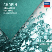 Chopin: 4 Ballades; 4 Scherzi Songs
