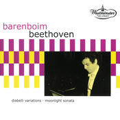 Beethoven: Diabelli Variations; Moonlight Sonata Songs