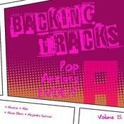 Backing Tracks / Pop Artists Index, A, (Alcazar / Alda / Alecia Elliott / Alejandra Guzman), Volume 25 Songs