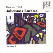 Brahms: Trio For Piano, Violin And Cello Vol. 1 Songs