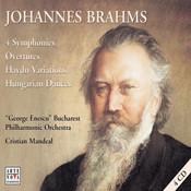 Johannes Brahms: Symphonies No. 1 - 4 Songs