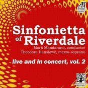 Live And In Concert, Vol. 2 Songs
