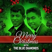 Merry Christmas With The Blue Diamonds Songs
