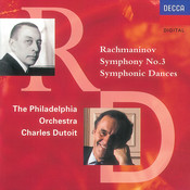 Rachmaninov: Symphony No.3/Symphonic Dances Songs