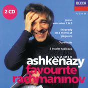 Favourite Rachmaninov Songs