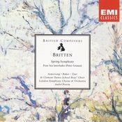 Britten: Spring Symphony, Four Sea Interludes (Peter Grimes) Songs