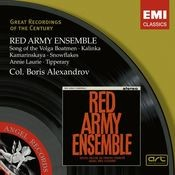 Red Army Ensemble Songs