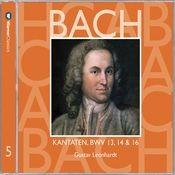 Bach, JS : Sacred Cantatas BWV Nos 13, 14 & 16 Songs