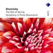 Stravinsky : Le sacre du printemps [Rite of Spring] Songs