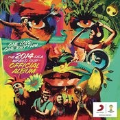 The 2014 FIFA World Cup Official Album: One Love, One Rhythm Songs