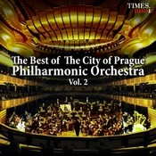 The Best Of The City Of Prague Philharmonic Orchestra Vol. 2 Songs