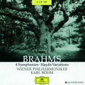 Brahms: 4 Symphonies; Haydn Variations Songs