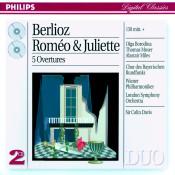 Berlioz Romeo Et Juliette 5 Overtures Songs