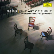 Bach J S The Art Of Fugue Emerson String Quartet Songs