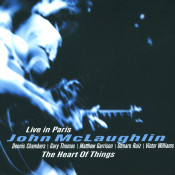 The Heart Of Things Live In Paris Songs