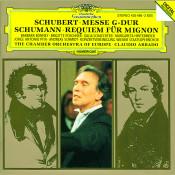 Schubert Mass In G Major D 167 Tantum Ergo In E Flat Major D 962 The 23 Psalm In A Flat Major D 706 Op Posth 132 Schumann Requiem For Mignon Op 98b Songs