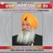 Khalsa Akal Purakh Ki Fauj Songs