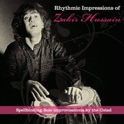Rhythmic Impressions of Zakir Hussain Songs