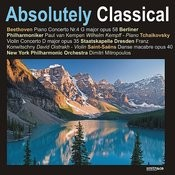 Beethoven: Piano Concerto No.4/Tchaikovsky: Violin Concerto in D Major, Et Al. Songs