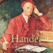 Violin Sonata In A Major HWV 361: Andante - Allegro - Adagio - Allegro Song