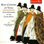 Four Gentlemen Of The Chapel Royal Songs