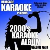 2000's Karaoke Album Volume Four Songs