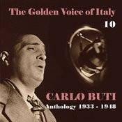 The Golden Voice Of Italy, Vol. 10 - Anthology (1933 - 1948) Songs